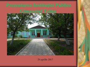 Prezentare școala 2017